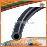 Weighted Aeration Tubing pvc breathing air hose black