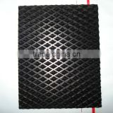 auto car truck rubber rice pattern easy cleaning mat matting floor flooring pad