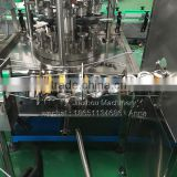 Small Scale Can Soft Drink Filling Machine Carbonated Beverage Automatic Aluminum ,Plastic Can Filling Machine