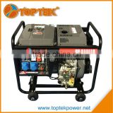 60Hz portable small model home use 2.5kva diesel generator