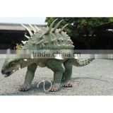 resin animal sculpture garden life size dinosaur statues for sale