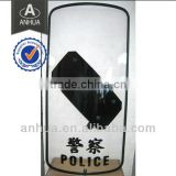 transparent police polycarbonate riot shield