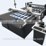 Paper Cutting Machine for Carton Box Making Sample Production with Knife or Blade