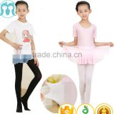 High quality Kids Ballet dance elastic Pantyhose Ballet Tights winter paddy Stockings many colors