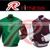 Mens Womens Varsity letterman jackets with hood, baseball college award jackets, custom varsity jacket with chenille patches