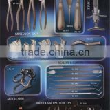 Dental Instruments, Root Elevator, Dental Syringe, Scaler, Tooth Extracting Forceps,Pliers,Elevators,Scalers Dental Tools
