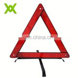 wholesale products road safety products reflecitve traffic Warning Triangle With Stand
