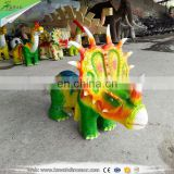 KAWAH Interesting Artificial Plush Electrical Animal Toy Car For Shopping Mall