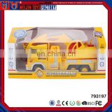 plastic model engineering car inertial truck for sale
