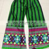 vintage harem wide leg gypsy yoga belly dance palazzo pants trousers