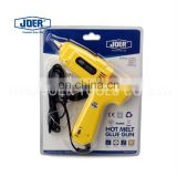 S-802 60w/80w/100w china hot melt silicone glue stick adhesive gun