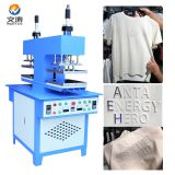 Dongguan clothes Silicone Lable/Logo Making Machine