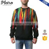 Top Quality Custom Sublimation Paint Sweatshirts