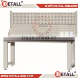 industrial work bench in electronics repairing area with ESD powerder coating