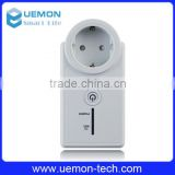 Zigbee smart home wifi socket power plug