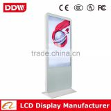 "47"" Interactive Stand Alone kiosk Android Digital Signage , Standing Computer For Night Clubs DDW-AD4701SN"