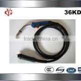 36KD welding torch steel swan neck