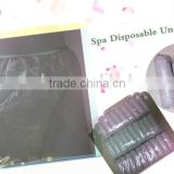 Travel Use SPA Disposable Nonwoven Ladies Panties Underwear/women disposable spa underwear