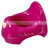 Potty chair/baby travel potty(with ASTM F963-03) for baby product design