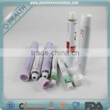 35mm printing aluminum-plstic Collapsible Tube for hand cream,laminated Collapsible Tube for cosmetic