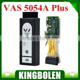 VAS5054 Plus ODIS 2.2.4 Bluetooth Version with OKI Chip Support UDS Protocol VAS 5054A scanner 2016 Top DHL fast shipping