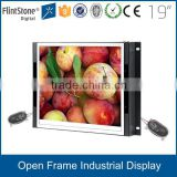 "FlintStone 15"" 19"" 22"" 32"" 42"" 55"" industrial open frame lcd hd controller board small lcd tv H-D-M-I computer monitor"