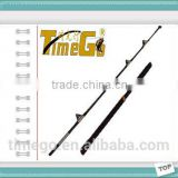 Chinese Manufactory Fiber Glass Material Boat Fishing Rod
