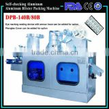 DPB-80B Self-checking Aluminum -plastic- Aluminum Blister Packing Machine (US FDA&EU cGMP Standard )