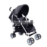 Twin Tandem baby stroller ASTM F833 Certificate