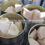 Hot sell high quality natural water canned bamboo shoot to European,South American,Africa