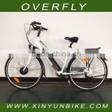 "28"" luxury powerful electric bike"