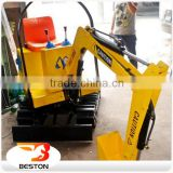 Popular Design mini kids electric excavator/steel excavator diggers for sale
