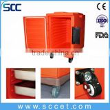 Catering use Plastic thermal food cabinets for GN pans