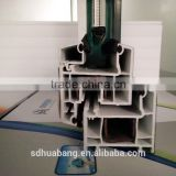 hard extrusion pvc profile