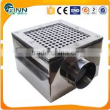 Concrete and liner swimming pool water return and inlet fitting stainless steel main drain