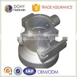 China foundry oem custom made cnc machining parts aluminum sand casting products