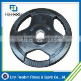 Alibaba China Barbell Accessories Round Rubber Weight Plates