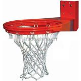 lanxin us stardard basketball ring basketball hoop acrylic foldable portable basketball stand