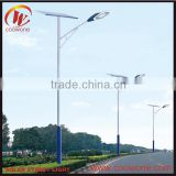 With 5 years warranty TUV GS CE RoHS Listed IP66 IK10 20W to 60W Mini Solar Street Light With Pole
