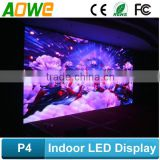 quick installation rental stage led back stage screen for concert/nightclubs/stage/live events