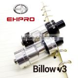 206 the most popular RTA Billow V3 hot vapor products electronic cigarette israel tool kit