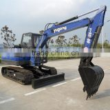 high quality WY85 hydraulic excavator rotating grapple