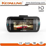 GPS WIFI dual camera full HD detached car DVR camera for car number plate recognition camera
