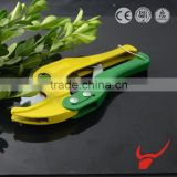 Ratcheting PVC/HDPE/PPR Plastic Pipe Cutter