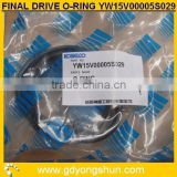 KOBELCO O-RING YW15V00005S029, EXCAVATOR FINAL DRIVE SPARE PARTS