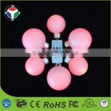 2016 new product ABS+PE plastic christmas ball/xmas ball/christmas decoration ball