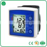 2016 high quality omron digital wrist watch blood pressure monitor for sale 169