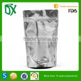 OEM manufacture foil lined paper bags / aluminium foil lined bags for tea and coffee bag