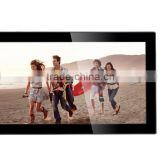 24 inch wall hanging All In One PC TV with touch screen wifi android OS digital signage for elevator advertising display