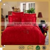 100% bamboo fiber hot sale new design high quality bed sheet